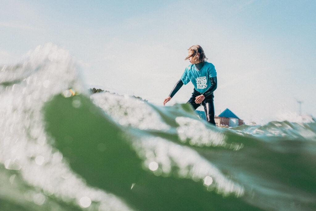 vans surf relay baltic kooks magazine